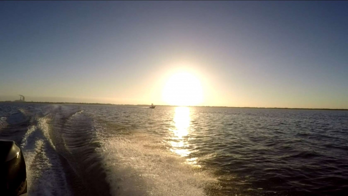 Wake on Tampa Bay